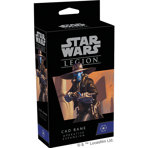 Star Wars Legion Cad Bane Operative