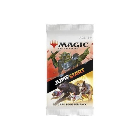 Magic the Gathering Jumpstart Booster Pack