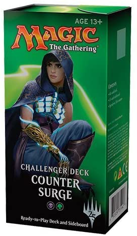 Magic the Gathering Challenger Deck Counter Surge