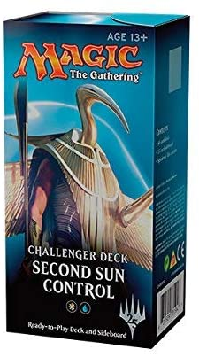 Magic the Gathering Challenger Deck Second Sun Control