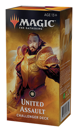 Magic the Gathering Challenger Deck United Assault