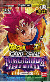 Dragon Ball SCG BP Malicious Machination