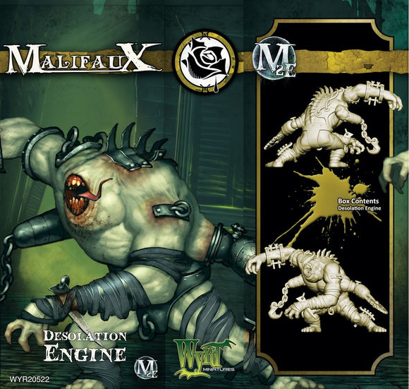 Malifaux 2E Desolation Engine