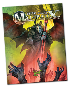 Malifaux 2E Shifting Loyalties