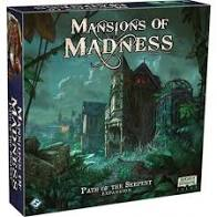 Mansions Of Madness Path of the Serpent