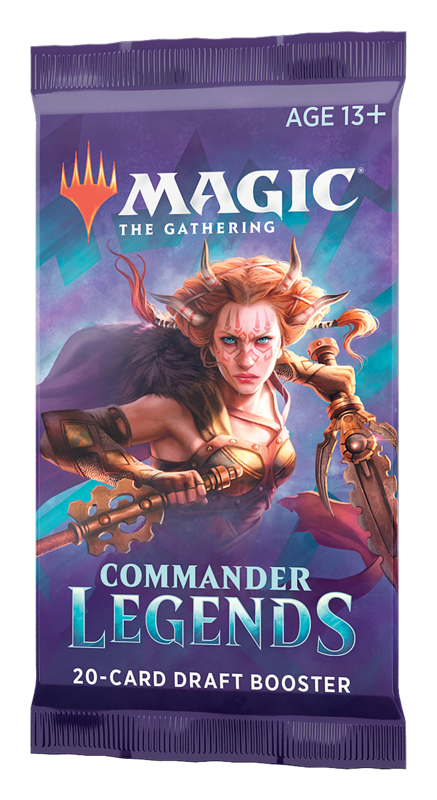 Magic the Gathering: Commander Legends Booster Pack