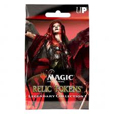 Magic the Gathering Relic Tokens Legendary Collection Pack