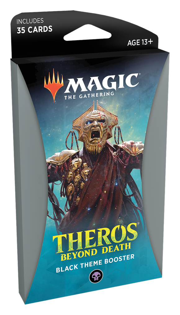 Magic the Gathering: Theros Beyond Death Black Theme Booster