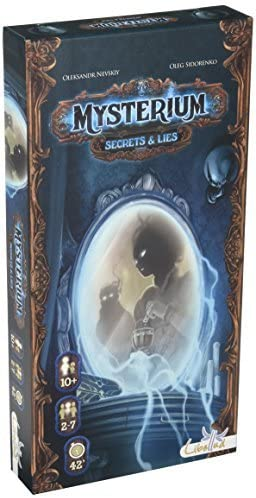 Mysterium Secret & Lies
