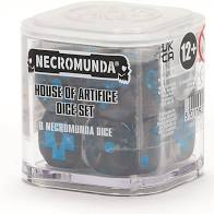 Necromunda: House of Artifice Dice Set