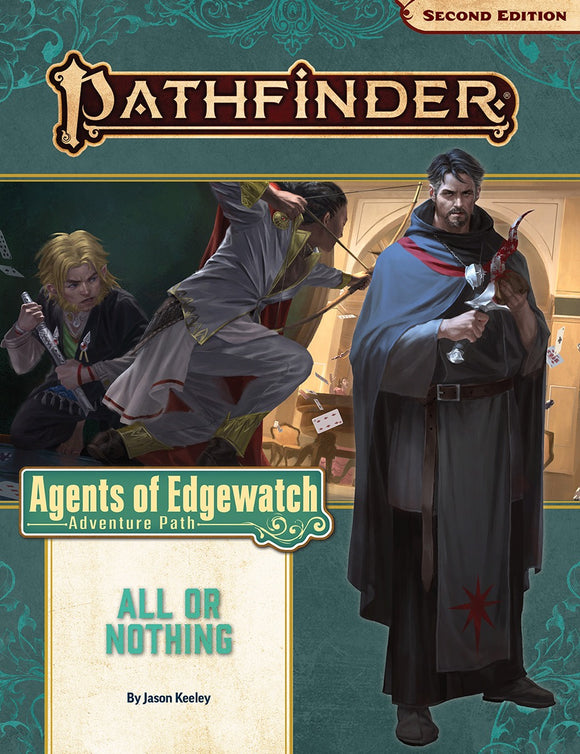 Pathfinder: All or Nothing (Agents of Edgewatch)