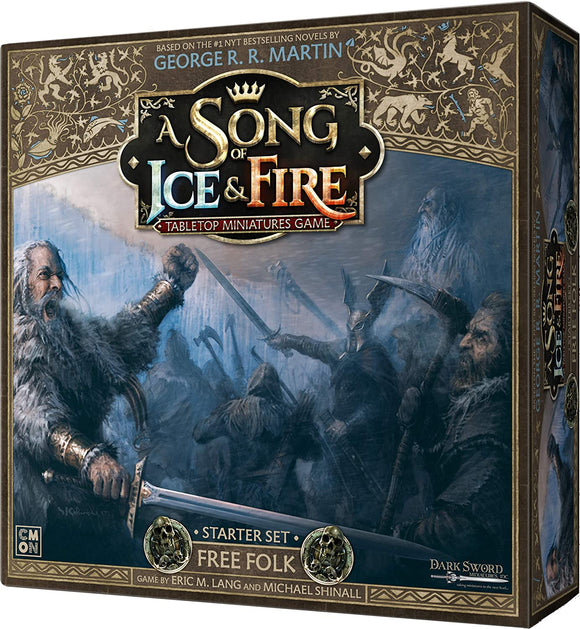 Song of Ice & Fire Free Folk Starter Set