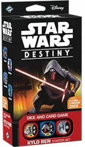 Star Wars Destiny Kylo Ren Starter Set