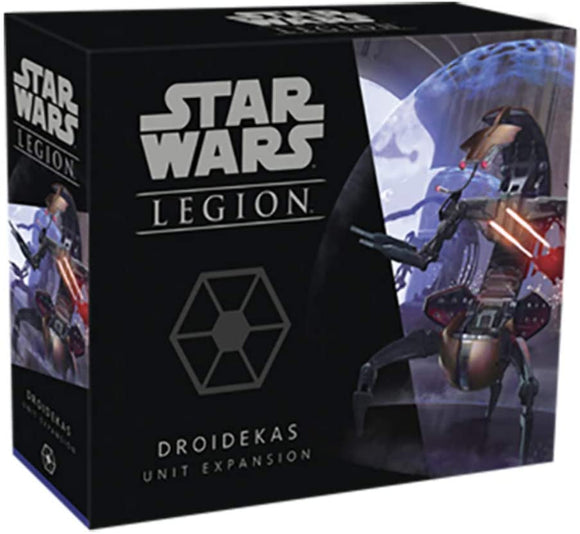 Star Wars Legion Droidekas