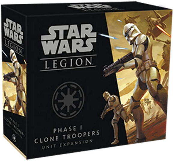 Star Wars Legion Phase 1 Clone Troopers