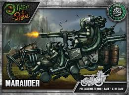 The Other Side Marauder