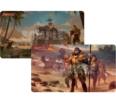 Double Sided Playmat Magic the Gathering Ixalan
