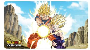 Play Mat Dragon Ball Z Set 2 V3 Father-Son Kamehameha