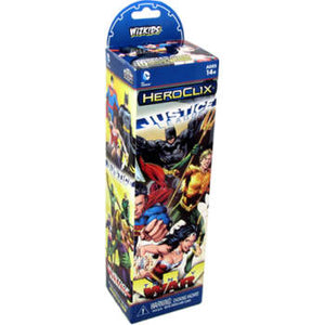 HeroClix Booster Pack Justice League Trinity War