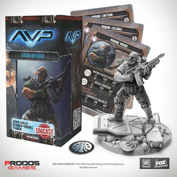 AVP USCM Officer