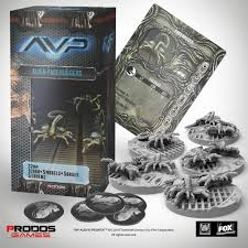 AVP Alien Facehuggers