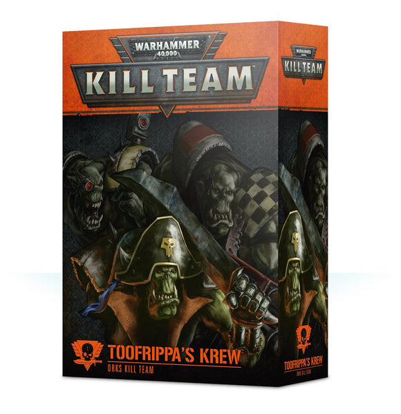 Kill Team Toofrippas Krew Orks