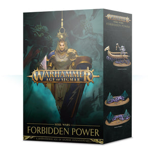 AOS Forbidden Power Soul Wars