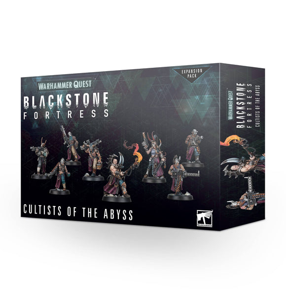 Blackstone F Cultists of the Abyss