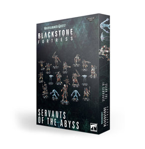 Blackstone Fortress Servants of Abyss