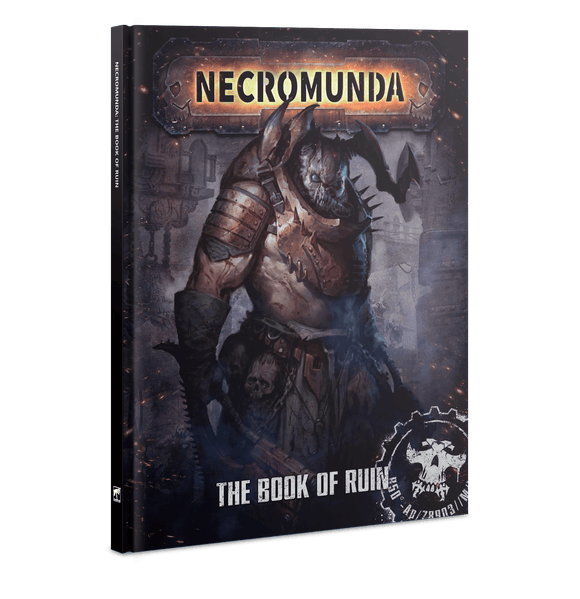 Necromunda: Book of Ruin