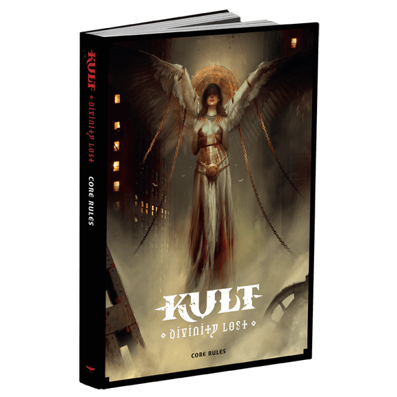 Kult Divinity Lost 4th Ed Core Rules