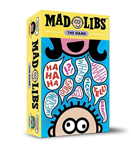 Mad Libs The Game