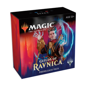 Magic the Gathering Guilds of Ravnica Izzet Prerelease Pack