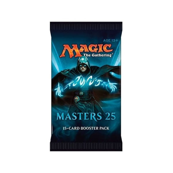 Magic the Gathering Booster Pack Masters 25
