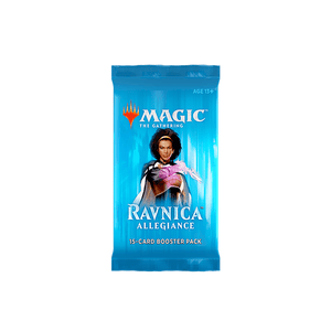 Magic the Gathering Booster Pack Ravnica Allegiance