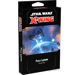 Star Wars X-Wing Fully Loaded Cards