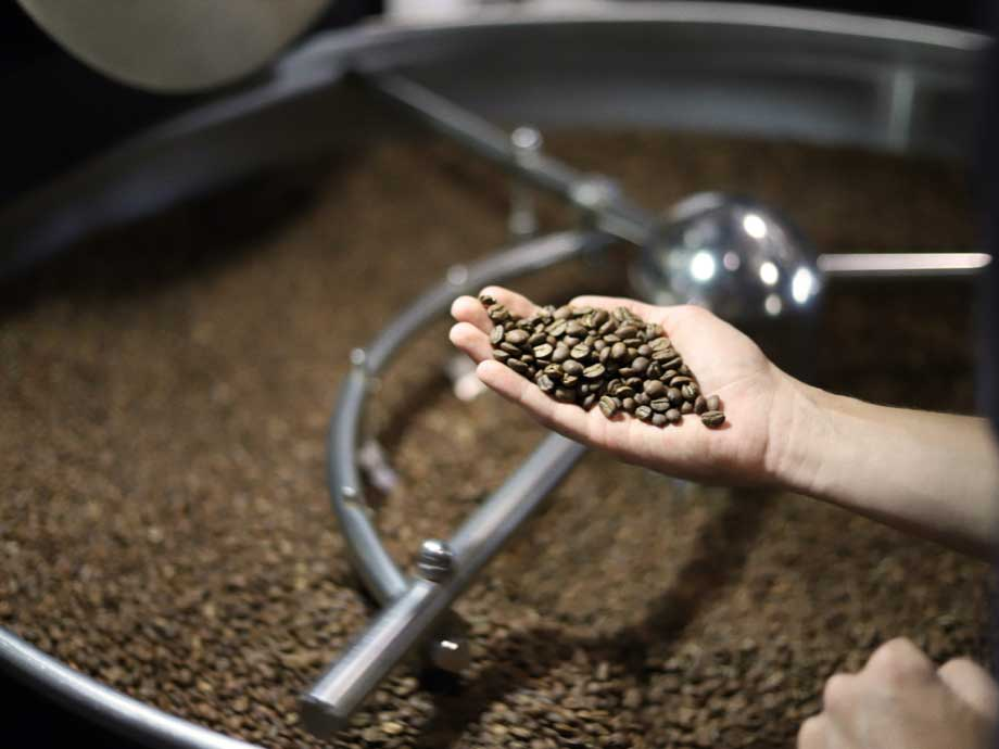Coffee beans Clandestino Coffee