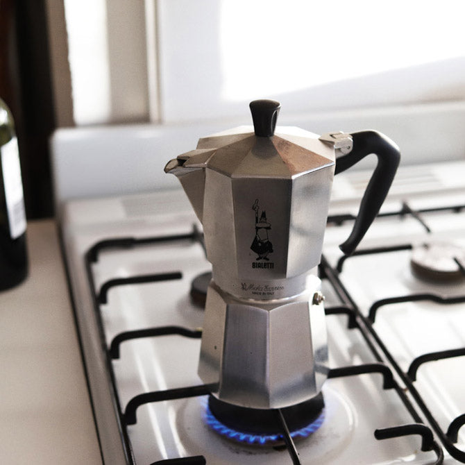 Stovetop coffee