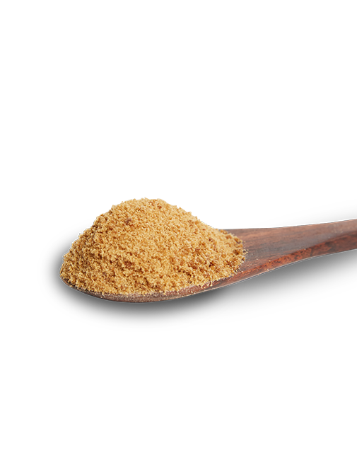 Organic panela powder