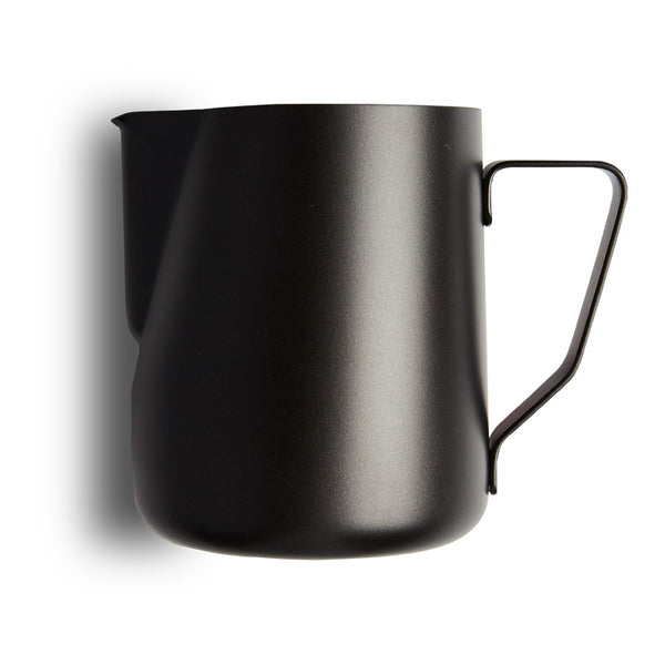 Rhinowares Black Milk Jug