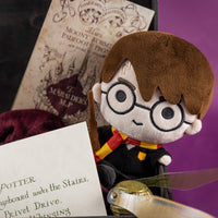"Harry Potter Harry & Hermione 8"" Soft Toy Set"