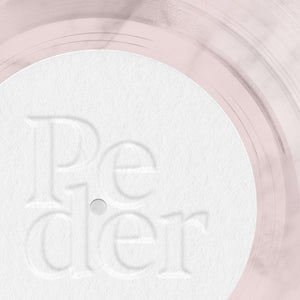 PEDER Vinyl & Digital Download Bundle (Pre-order)