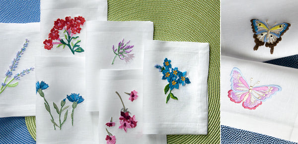 Hot, Sun-Soaked and Playful: Our New Napkin Collection Is Summer's Perfect Companion