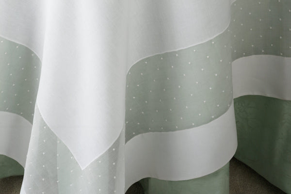 95084 ORGANDY DOT
