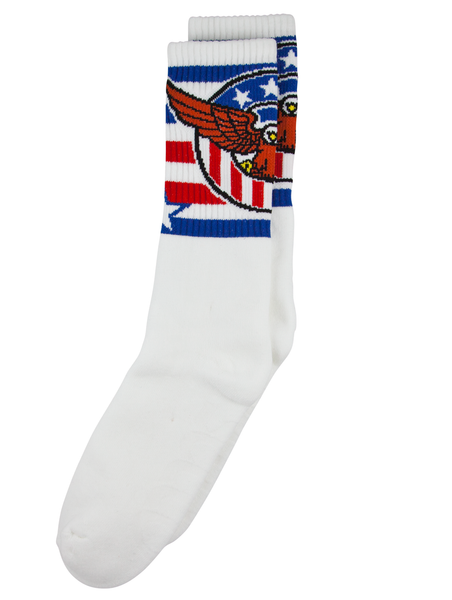 Star Spangled Eagle - White