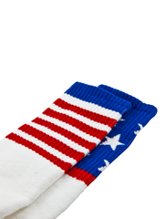 Star Spangled Match - White
