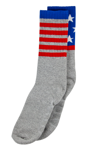 Star Spangled Match - Grey