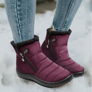 Novia™ Women Winter Waterproof Snow Boots