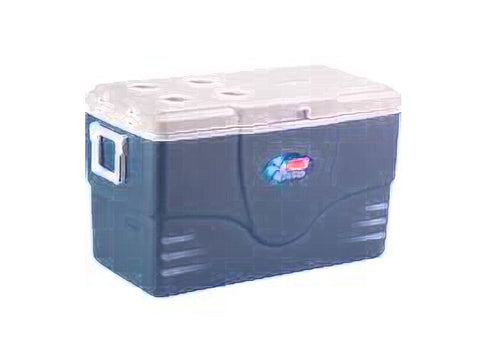 Coolers with Ice