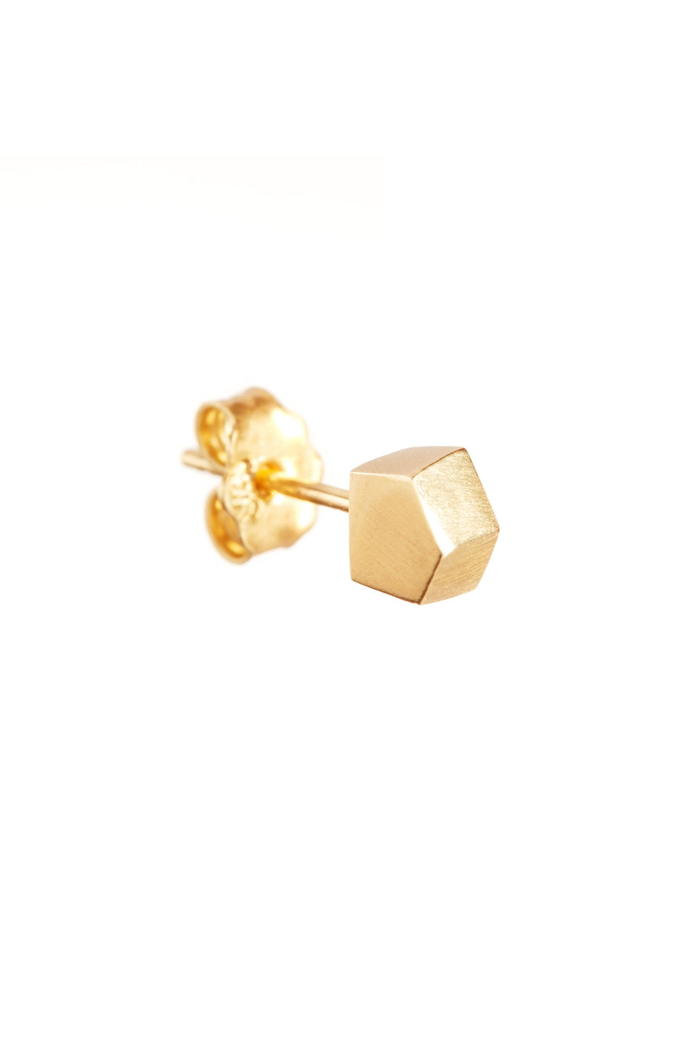 GOLD POINT EARRING